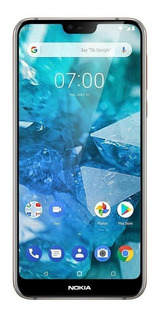 Nokia 7.1 64 GB Acero brillante 4 GB RAM