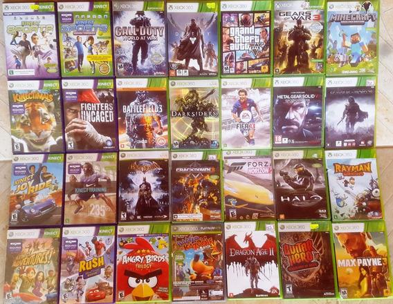 Kinect Rush Adventure $ 45 Sports $ 30 Kinectimals Xbox 360