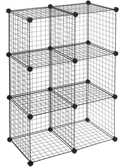 Estante Mueble Organizador Cajones Recamara Cubos Amz Basics