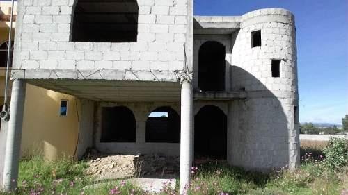 Excelente Casa Para Terminar De Construir De Dos Niveles