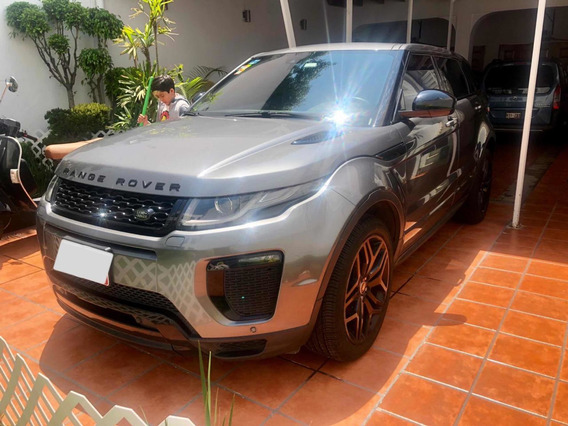 Land Rover Evoque 2.0 Hse Dynamic At 2018