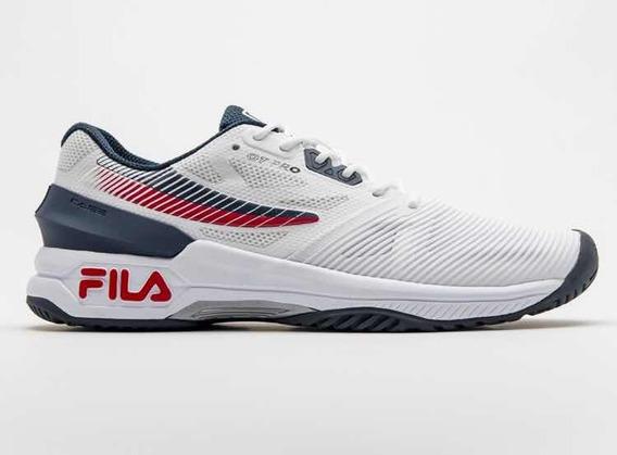 Zapatillas Fila Ot Pro Clay Tenis Padel Importadas! Amsport
