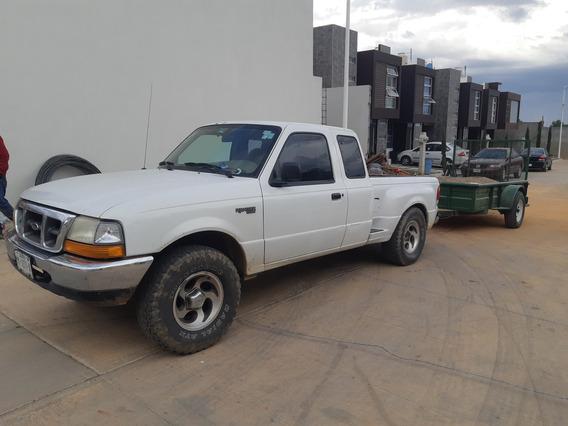 Ford Ranger Xl Sport Regular Cab Caja California Mt 1999