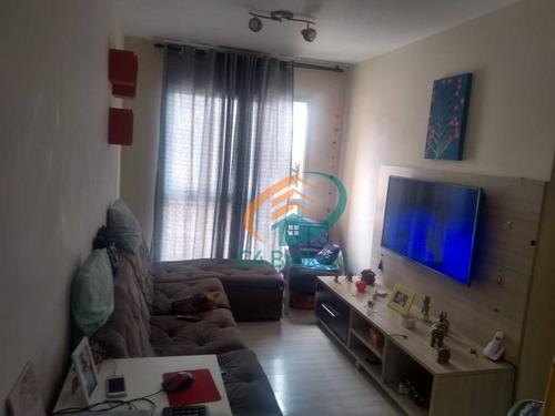 Apartamento Com 2 Dormitórios À Venda, 56 M² Por R$ 239.900,00 - Jardim São Judas Tadeu - Guarulhos/sp - Ap3619
