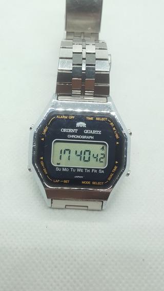 Relógio Orient Digital Vintage