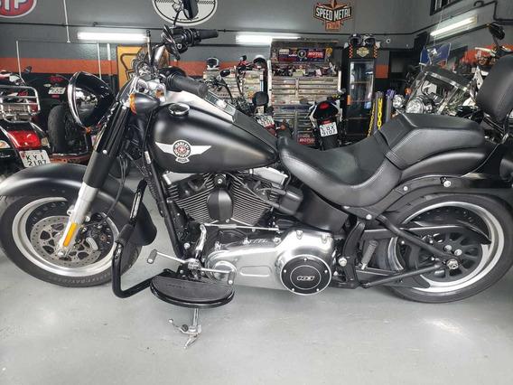Harley Davidson - Fat Boy Special 2017