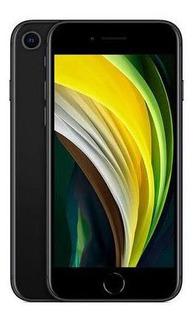 iPhone SE 2 Preto 64gb Semi-novo C/ Garantia