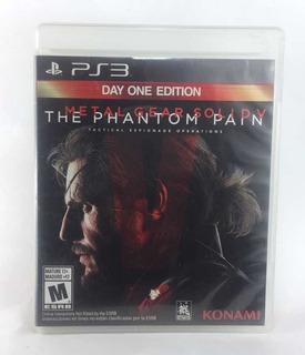 Metal Gear V The Phantom Pain Ps3