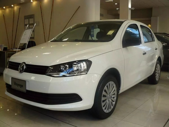 Vw Volkswagen Voyage 1.6 Trendline 0km Cuotas Fijas En Pesos