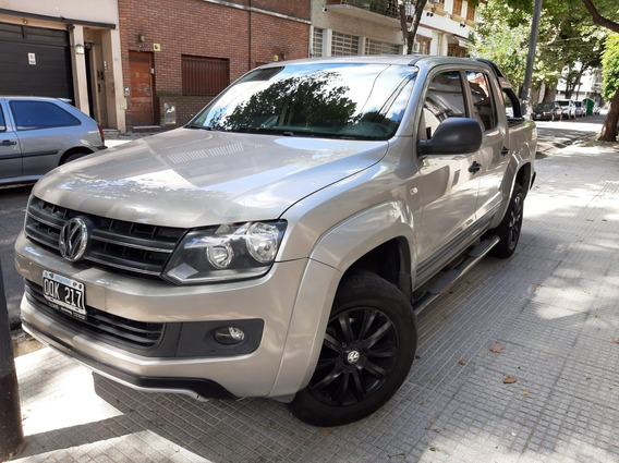 Volkswagen Amarok 2.0 Cd Tdi 180cv 4x4 Dark Label At 2015