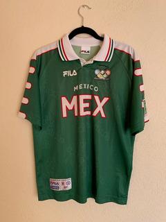 Playera Original Selección México - Olimpiadas