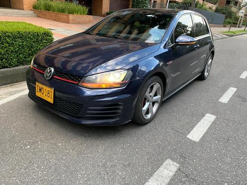Volkswagen Gti Performance - 2016