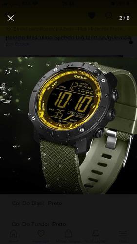 Relógio Speedo Masculino Prova Dágua 10 Atm