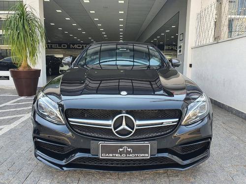 Mercedes-benz C 63 Amg 4.0 V8 Turbo Gasolina S Coupé