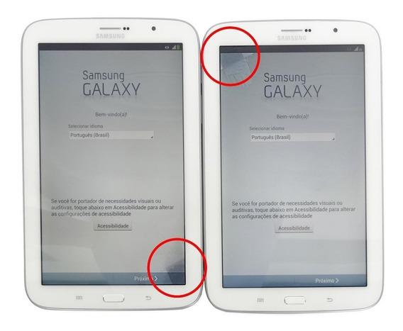 Tablet Samsung Galaxy Note 8.0 3g 16gb Tela 8 Com Mancha