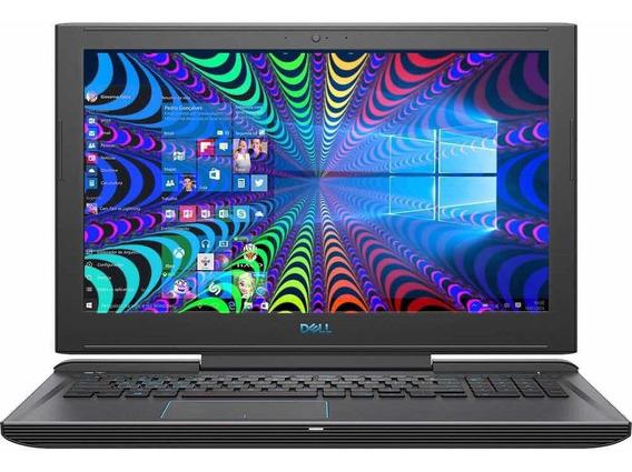 Notebook Dell Gamer I7 8gb G7 15 Ssd128 1tb 1050ti Queimão