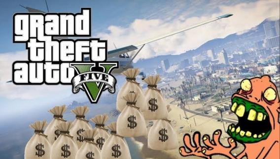 10 Milhões Dinheiro Pro Gta 5 Online Ps4