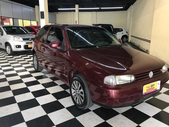 Volkswagen Gol Gli 1.8 Vermelha 1996/1996 Gasolina Mec