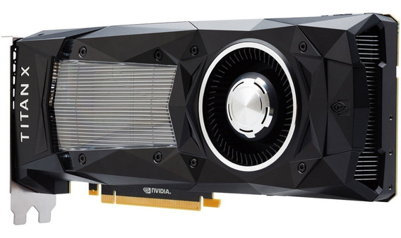Placa De Vídeo Gtx Titan X Pascal 12gb Nvidia * À Vista 4800