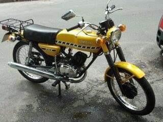 Yamaha Rd 50 Cc