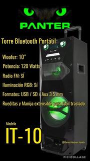 Parlante Torre Panter/ Monster