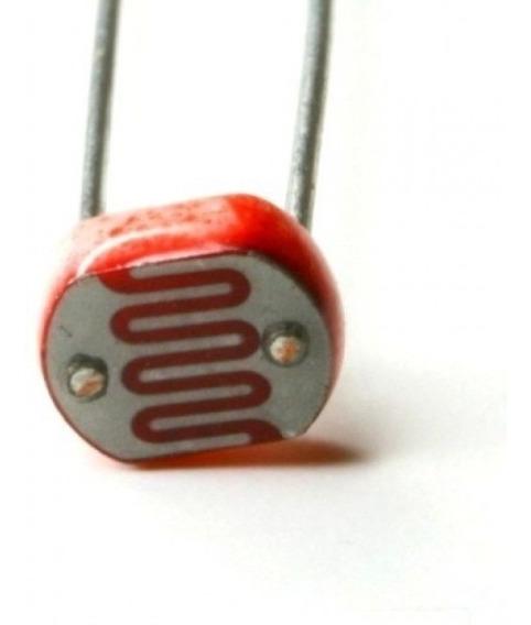 Ldr 5mm Gl5528 Fotoresistor Sensor De Luz 10 Un