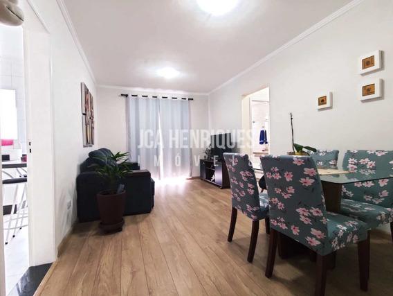 Apartamento 2 Dormitórios Na Quadra Da Praia-forte - V836