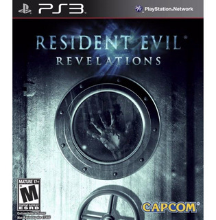 Resident Evil Revelations Ps3 Nuevo