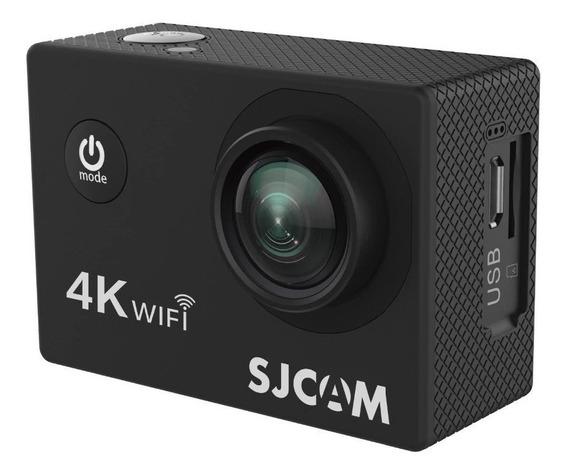 Câmera De Ação Sjcam Sj4000 Air - Com Garantia
