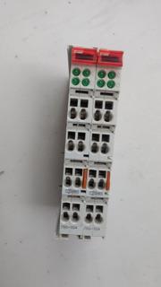 Módulo Wago De 4 Salidas Digitales Mod. 750-504