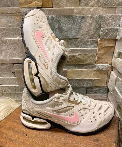 Zapatillas Nike Max Air Dama Muy Buen Estado!!