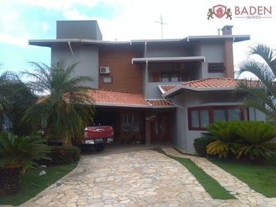 Casa Para Venda - Condomínio Terras Do Caribe - Ca01057