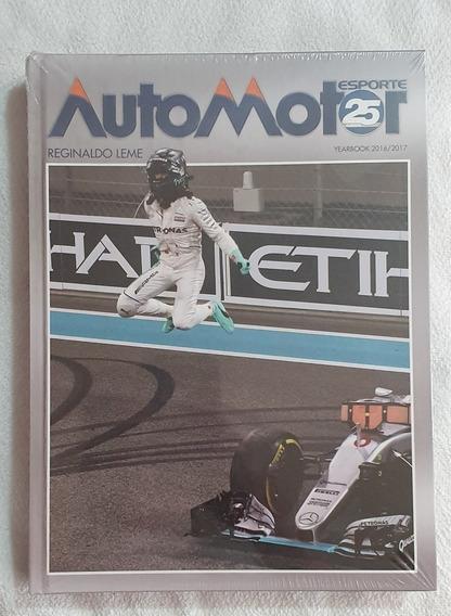 Anuário Automotor Esporte Reginaldo Leme Yearbook 2016/2017