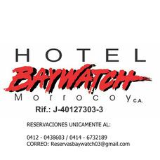 Hotel Baywatch Morrocoy
