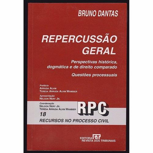 Repercussão Geral- Bruno Dantas