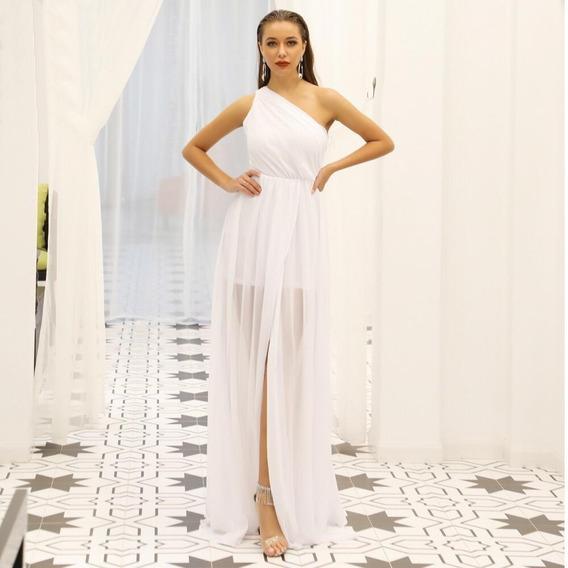 Vestido Grego Romano Vestidos Femeninos Longo Com O
