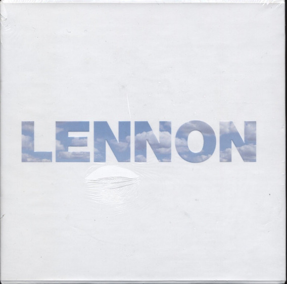 Cd John Lennon - Signature (box 11 Cds) (novo-lacrado)