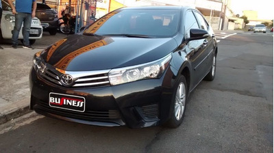 Toyota Corolla Gli 1.8 Serie Black Flex Automatico