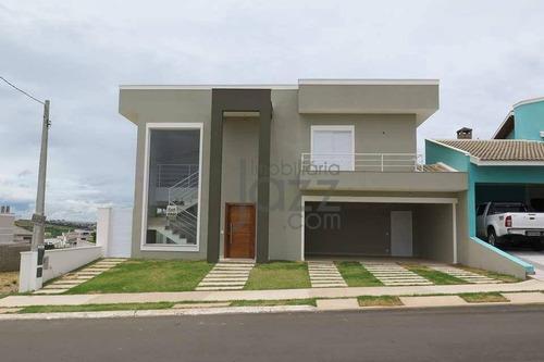 Casa Com 3 Dormitórios À Venda, 231 M² Por R$ 980.000,00 - Green Park - Hortolândia/sp - Ca2922