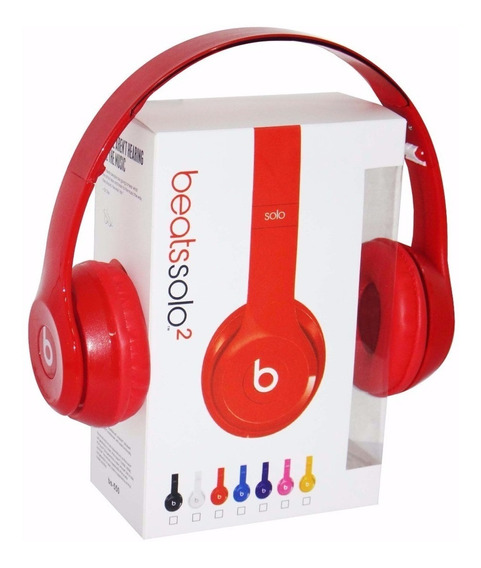 Audifonos Beats Solo Hd 2 Monster Beats Cable Extraible 2016