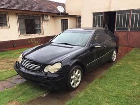 Mercedes Benz C320 3.2 4p V6 Para Retirada De Peças