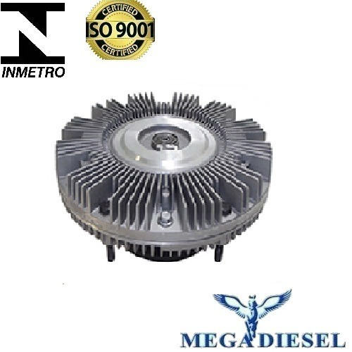 Embreagem Viscosa Iveco S/helice 41213991
