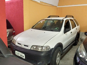 Fiat Palio Weekend 1.8 Ex 5p 2004