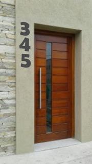 Números Para Casa Moderna Arizona 15 Cm