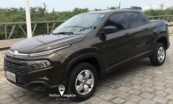 Fiat Toro Freedom 1.8 16v Flex Aut. 2017 Marrom