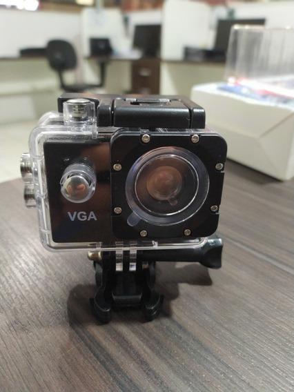 Mini Filmadora Estilo Gopro Pequena Compacta