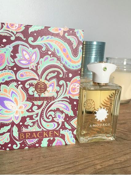 Perfume Amouage Bracken Man Edp Usado