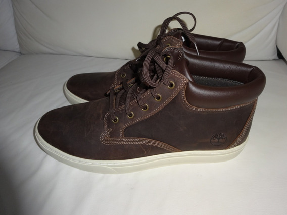 Tenis Boot Timberland Ortholite Original Casual Marrom T 13