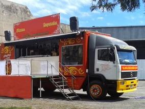 Foodtruck - Camión Gastronomico.
