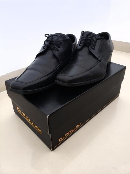 Sapato Social Masculino Esporte Fino - Di Pollini